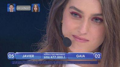 """Gaia canta """"Coco Chanel"""" - La finale - Scontro diretto"""