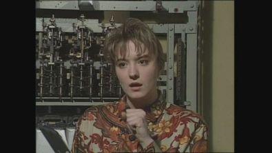 L'uso del telefono nel 1990