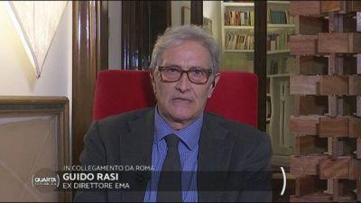 Covid: piano vaccini in Italia