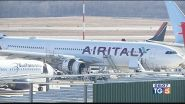 Air Italy e Alitalia incrocio di rotte