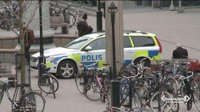 Stoccolma, altri tre fermi nella notte