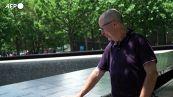 """11 settembre, la testimonianza di un sopravvissuto: """"Racconto per continuare a vivere"""""""