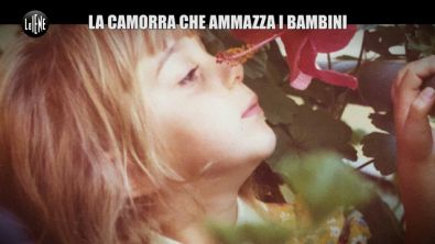 REI: La camorra che ammazza i bambini: la storia di Simonetta Lamberti