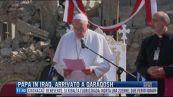 Breaking News delle 11.00 | Papa in Iraq arrivato a Qaraqosh