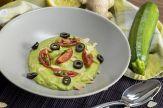 Ricetta vellutata di zucchine e avocado