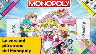 Le versioni più strane del Monopoly