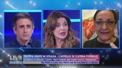 L'appello di Catena Fiorello
