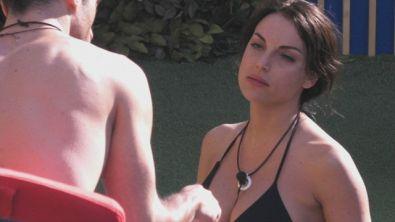 "Francesca: ""Mila parla solo di Alex Belli"""