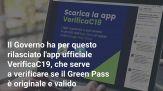 Come funziona l'app per controllare il Green Pass