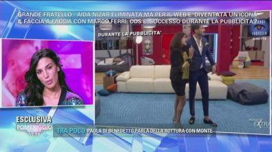 Marco Ferri e Aida Nizar...