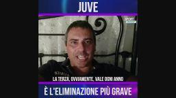 """Zampini: """"Juve, eliminazione più brutta degli ultimi 6 anni"""""""
