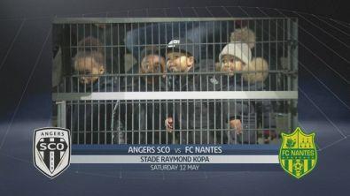 Angers - Nantes 0-2