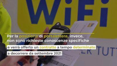 Poste Italiane: maxi assunzioni per consulenti e portalettere in tutta Italia