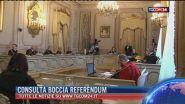 Breaking News delle ore 21.40: Consulta boccia referendum