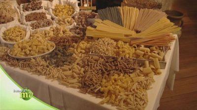 I vari formati di pasta