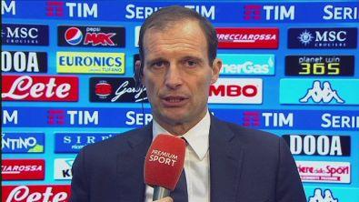 """""""Il Napoli resta favorito"""""""