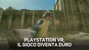 Playstation, nuovo folle spot con la realtà virtuale