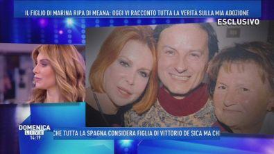 I veri genitori di Andrea Ripa di Meana Cardella