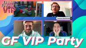 GF VIP Party Ep.23: puntata speciale, Awed e Riccardo Dose reagiscono al Grande Fratello VIP