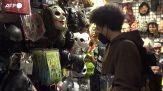 New York, la divisa di Squid game spopola come maschera di Halloween