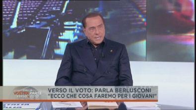 Berlusconi: le emergenze