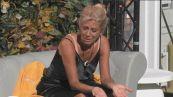 """Il pianto di Maria Teresa Ruta: """"Quello che ha detto Guenda è vero"""""""