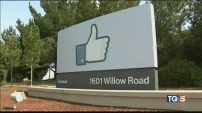 Fb violò la privacy multa da 5 miliardi