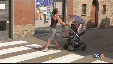 Un piccolo baby-boom il miracolo di Bobbio