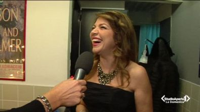 Cristina D'Avena in tour