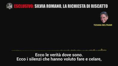 Silvia Romano: il riscatto e quell'italiano