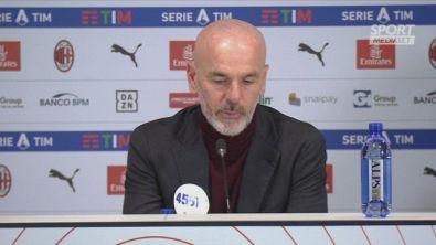 """Milan, Pioli: """"Se crei tanto, poi devi vincere"""""""