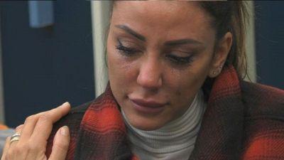 """Selvaggia Roma in lacrime: """"Sono dovuta crescere da sola"""""""
