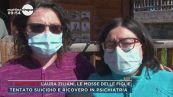 Ziliani, le mosse delle figlie: tentato suicidio e ricovero in psichiatria