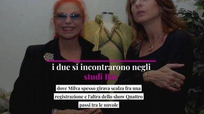 Milva, la Rossa della musica italiana tra canzoni e passioni