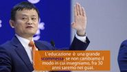 Il discorso di Jack Ma al World Economic Forum di Davos 2018