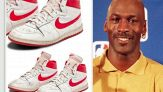 Jordan, nuova asta da record per le sue scarpe: il prezzo