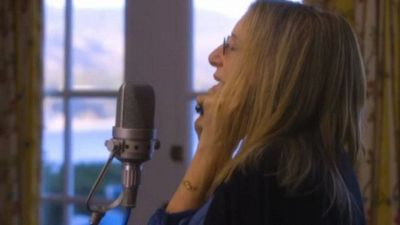 "Barbra Streisand racconta il suo nuovo album ""Release Me 2"""