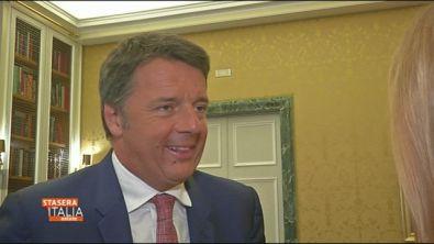 Intervista esclusiva a Matteo Renzi