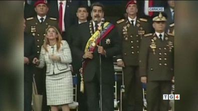 Attentato contro Maduro