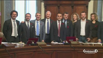 Caso Diciotti: probabile inchiesta su Conte, Di Maio e Toninelli