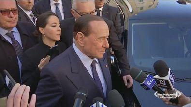 Silvio Berlusconi a Matera