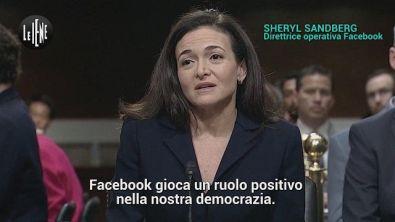Il mea culpa di Facebook e Twitter di fronte al Congresso degli Stati Uniti