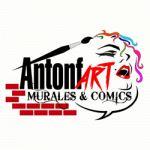 Antonf ART - Murales & Comics