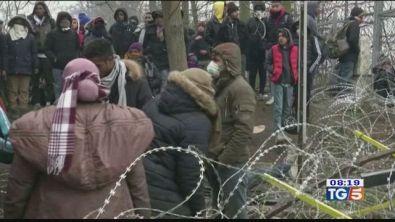 Turchia-Grecia crisi migranti