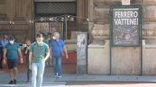 """Calcio, """"Ferrero vattene"""": Genova tappezzata da manifesti pagati da alcuni tifosi"""