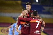 Serie A 2020/21: Roma-Lazio 2-0
