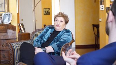 "Mara Maionchi si racconta a ""Permesso Maisano"""