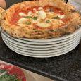 ROBERTO MIELE - PIZZAIUOLO pizza cotta in forno a legna