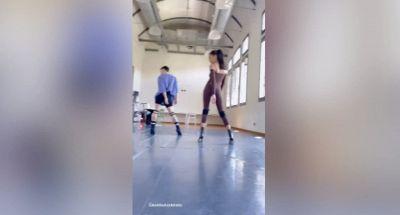Elodie, il ballo su Instagram che ha fatto impazzire i fan