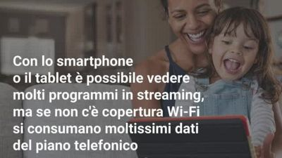Come vedere il Digitale Terrestre su smartphone e tablet